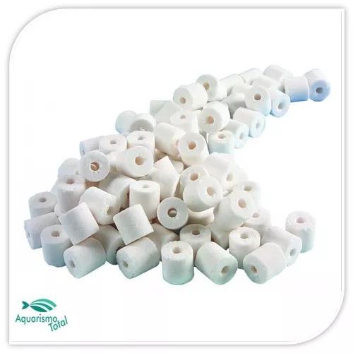 Aleas anéis de cerâmica 2kg à granel mídia biológica