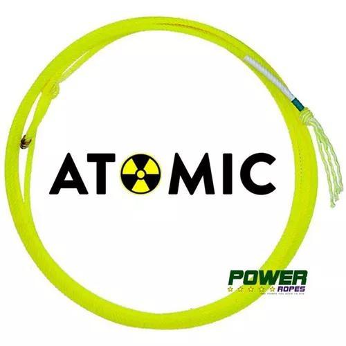 Corda de laço atomic power ropes 4 tentos team roping