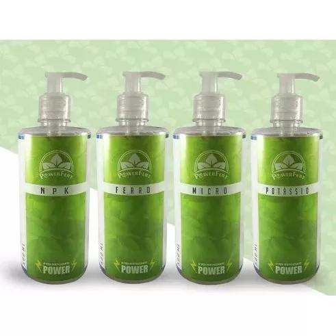 Fertilizantes líquido aquário plantado kit