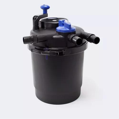 Filtro pressurizado sunsun cpf 2500 c/ uv 11w lago tanque