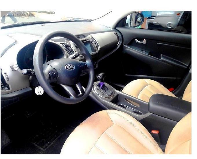 Kia sportage 2.0 lx gasolina automática 4p - 2014