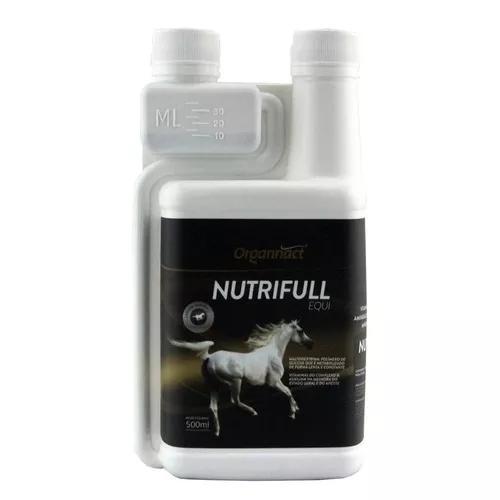 Nutrifull equi 500 ml cavalo organnact * pet shop store