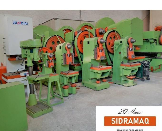 Prensa excentrica 80 ton jundiai com garantia