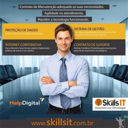 Skillsit - gestão em ti