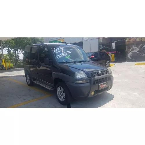 Fiat dobló 1.8 mpi adventure 8v gasolina 4p manual