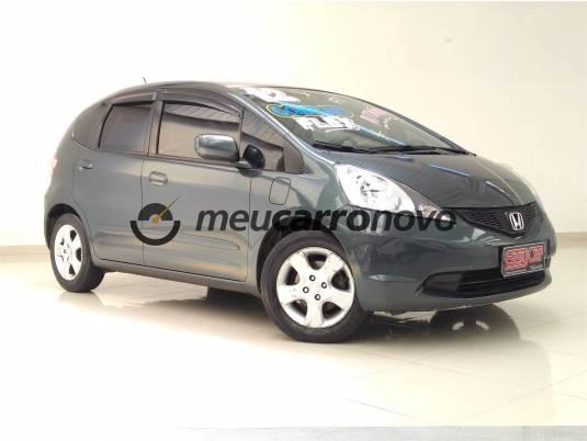 Honda fit lx 1.4/1.4 flex 8v/16v 5p aut. 2011/2012