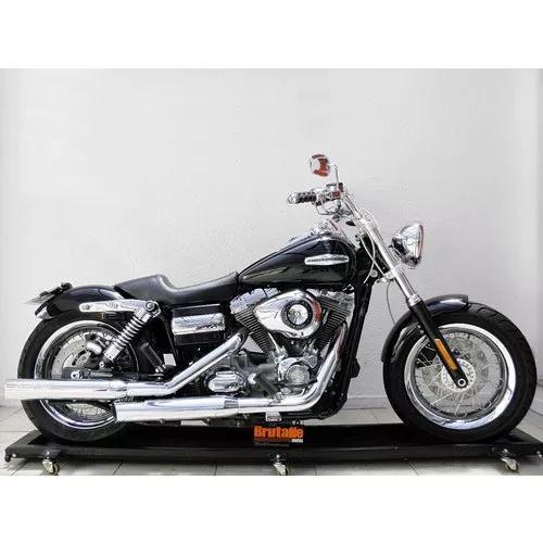 Harley davidson dyna super glide custom fxdc 2008