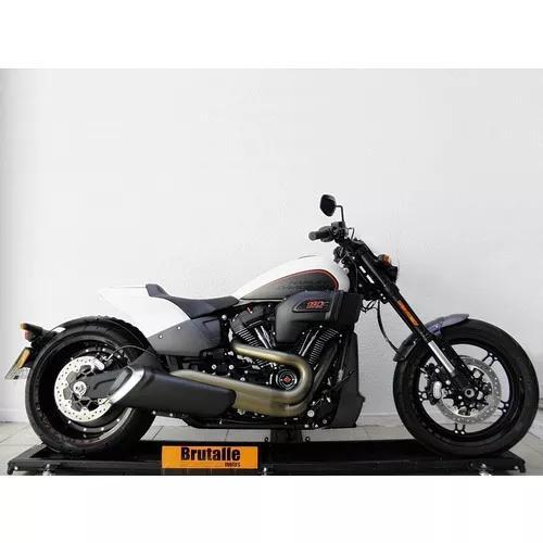 Harley davidson fxdr114 softail 2019 branca