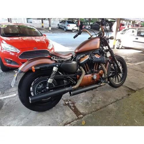 Harley davidson iron 883 sportster 883 iron