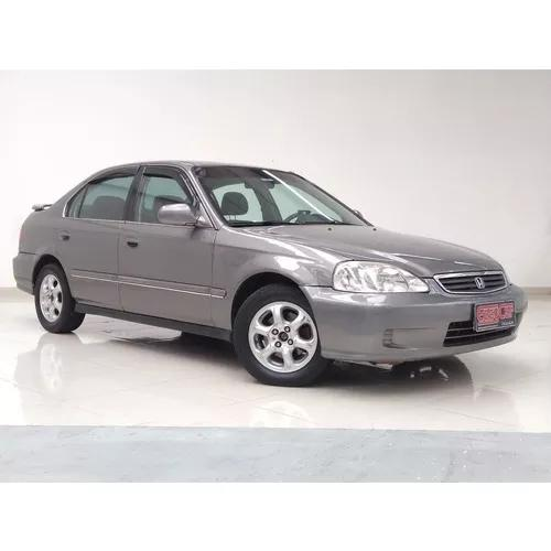 Honda civic 1.6 lx 16v gasolina 4p manual