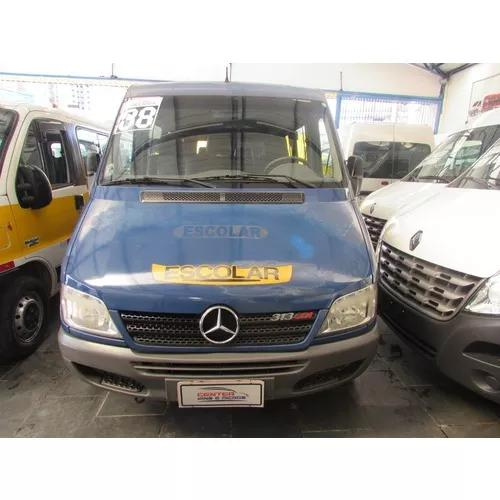 Mercedes-benz Sprinter Escolar Azul 2008