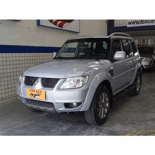 Mitsubishi pajero tr4 2.0 4x2 flex aut. 5p