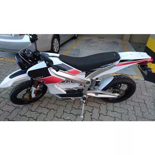 Moto Elétrica Zero S