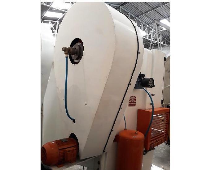 Prensa excentrica freio fricção 40 ton harlo nr12