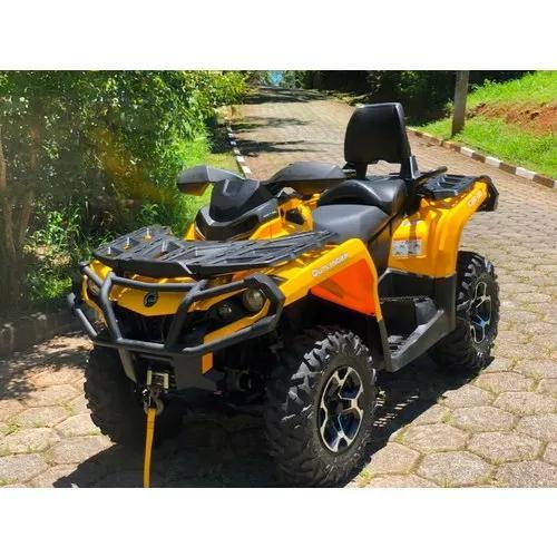 Quadriciclo can am 650 max xt (direção elétrica)