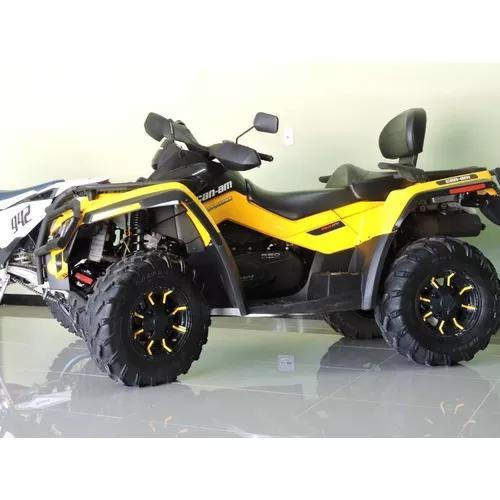 Quadriciclo can am outlander max xt 650
