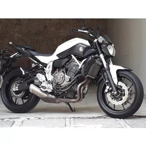 Yamaha mt-07 abs impecável por r$24.500