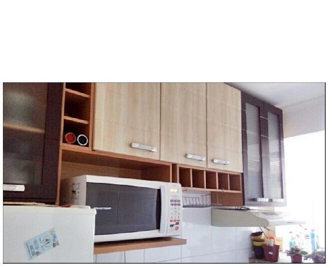 Apartamento 02 dormitórios -01 vaga - santa cecília -