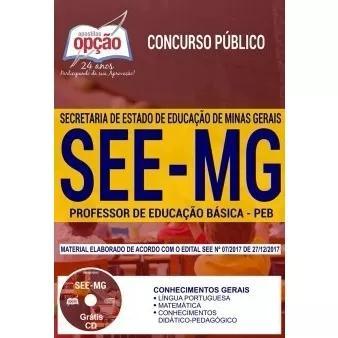 Apostila see-mg 2018-prof educação comum a todos os cargos