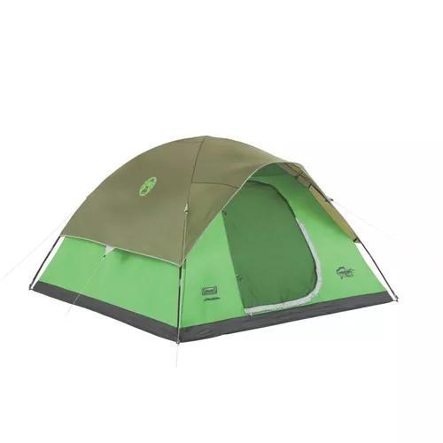 Barraca camping 6 pessoas original col