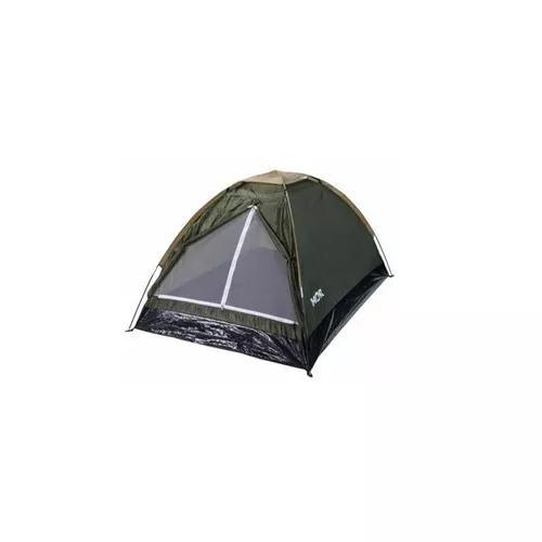 Barraca camping iglu eco 2 pessoas verde - mor 9046