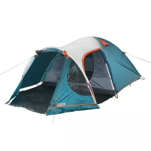 Barraca camping iglu nautika indy 4/5 p teto aluminizado uv