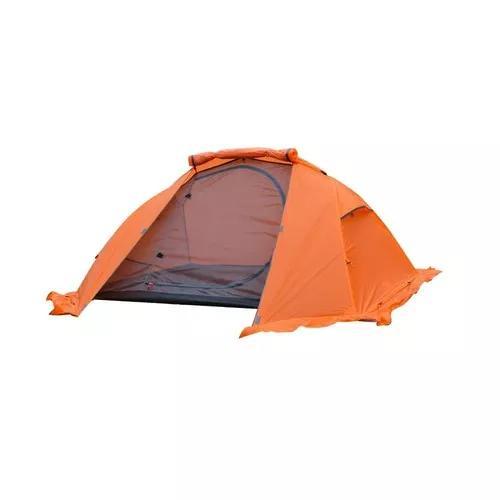 Barraca camping mykra 2/3p - azteq + nf + garantia