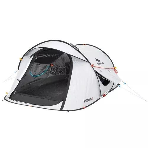 Barraca de camping 2 seconds easy fresh & black 2 pessoas