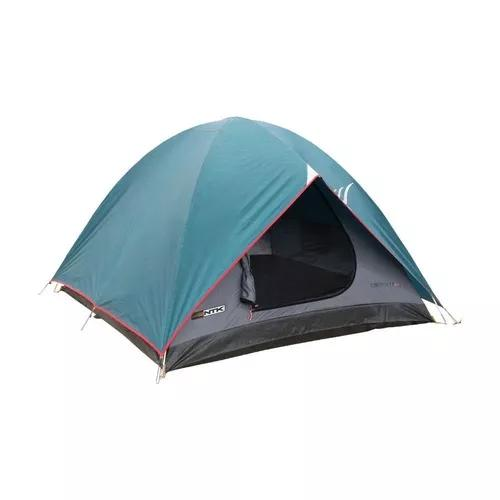 Barraca nautika cherokee gt 3/4 pessoas iglu acampamento cam