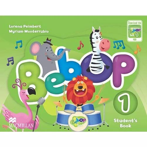 Bebop 1 - student's book with parent's guide - macmillan - e