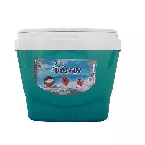Caixa térmica cooler 24 litros 30 latas praia camping