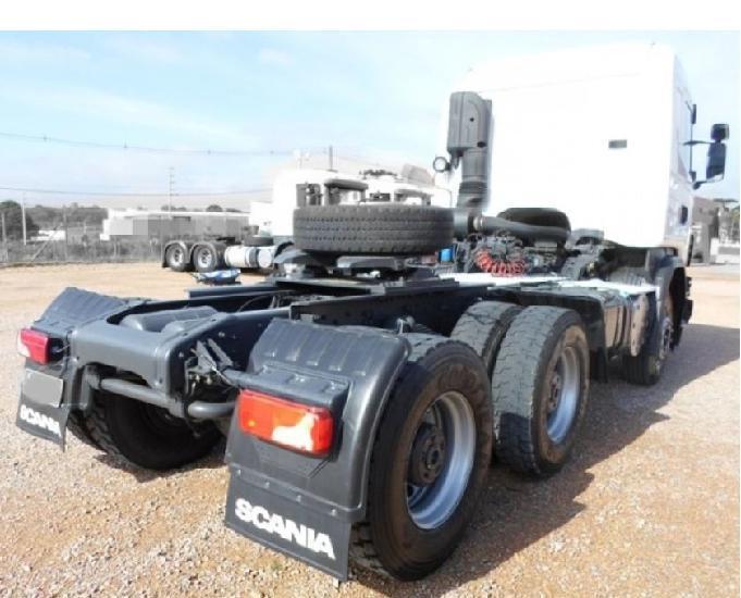 Caminhão scania g 440 a 2013 excelente estado r$ 7.900