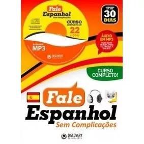 Curso fale espanhol fluente