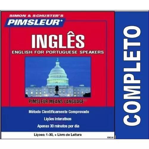 Curso inglês pimsleur | inglês para brasileiros