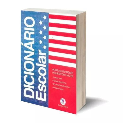 Dicionário escolar português inglês inglês português