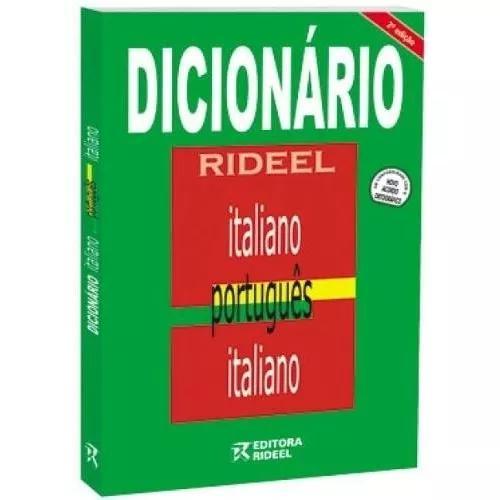 Dicionário italiano português italiano