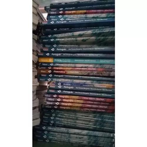 Livros projeto teláris 6º ano - 2ª ed. 2015