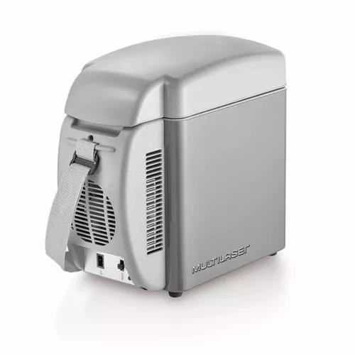 Mini geladeira cooler automotivo 7 litros 12v multilaser