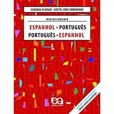 Minidicionário espanhol/português português/espanhol