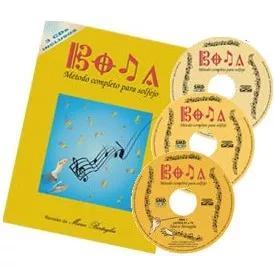 Método bona musical com 3 cds