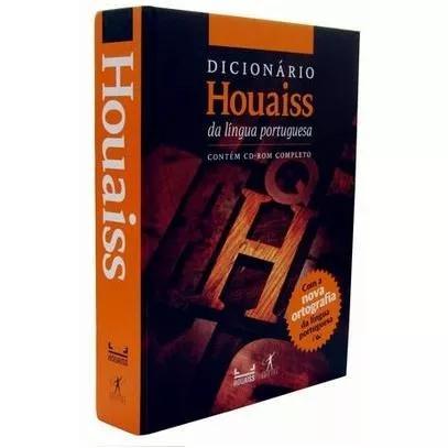 Novo dicionário houaiss da língua portuguesa - inclui cd-r