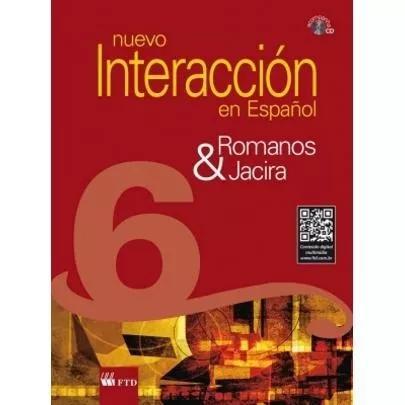 Nuevo interacción en español - 6º ano - com cd