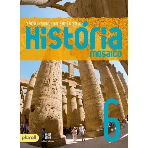 Projeto mosaico - historia - aluno - 6º ano - ensino