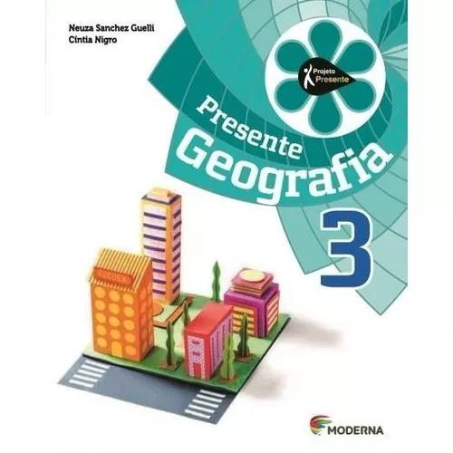 Projeto presente - geografia - 3º ano - 4ª edição