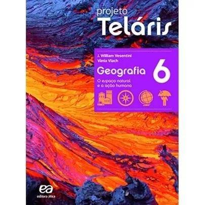 Projeto teláris geografia - 6º ano - 2ª ed. 2015
