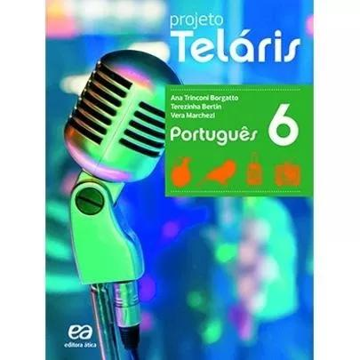 Projeto teláris português - 6º ano - 2ª ed. 2015