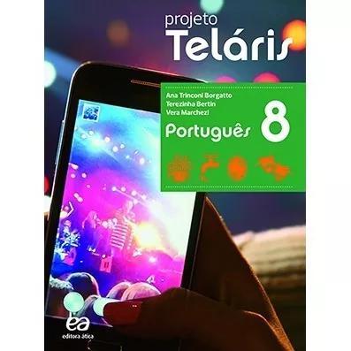 Projeto teláris português 8º ano - novo - aluno