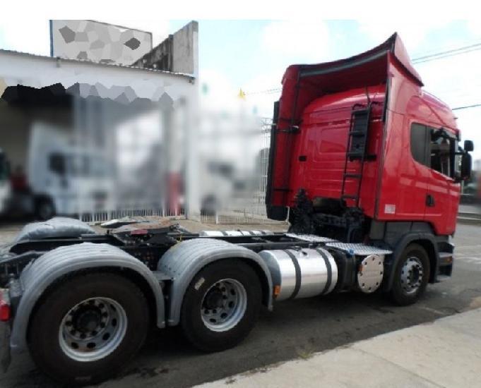 Scania Streamline Highline 2016 Impecável – R$ 15.000