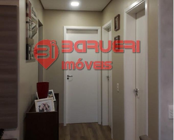 Apartamento pra locação em barueri essencialle 2.520,00