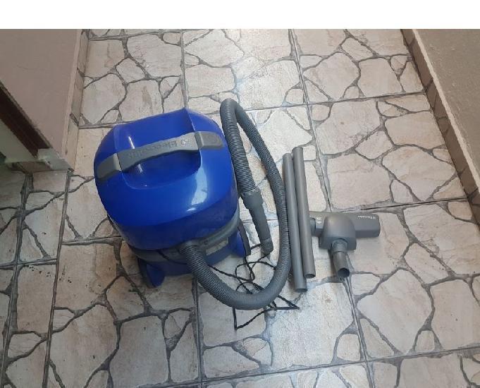 Aspirador de pó e água electrolux flex 1400w azulcinza